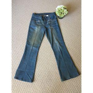 Denim - 🌻💜👖Vintage, very cool, stretchy jeans